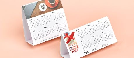 Calendaris triangulars | Camaloon