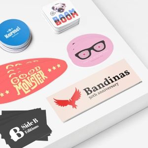 Promotional stickers | Camaloon