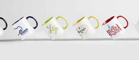 Why should I put my logo on a mug? | Camaloon
