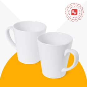 Best Value® Ceramic Latte Mug | 350 ml