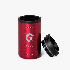 Stainless steel travel mugs with lid | 310 ml