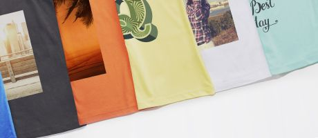 Seasonal colours to personalise your clothes | Camaloon